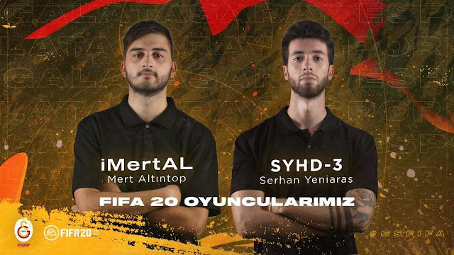 FIFA 20 takımımız belli oldu!