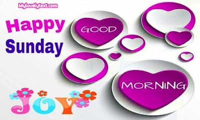 sunday wishes image