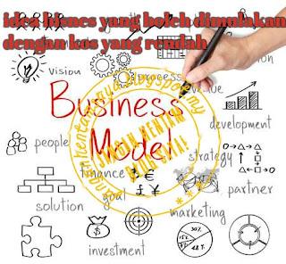 100 Idea untuk memulakan perniagaan