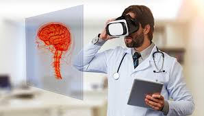 ahli bedah mempelajari otak sebelum melakukan operasi