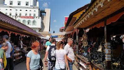 Mercado Izmaylovo