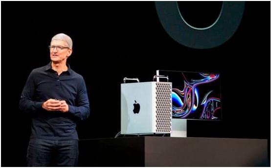 اتم الغاء الصندوق من معرض  Apple