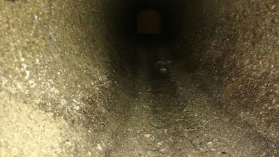 antes reparación tuberías sin obra alcalá henares