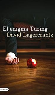 """""""El enigma Turing"""" - David Lagercrantz"""""""