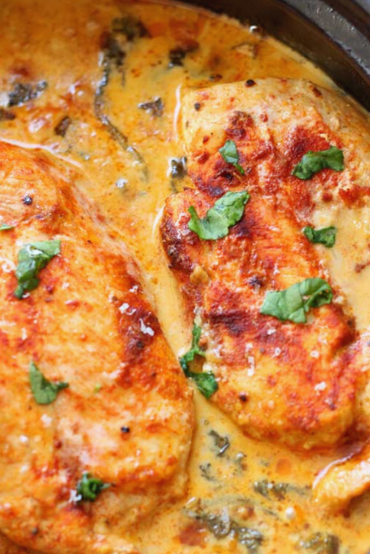Amazing Lemon Butter Chicken