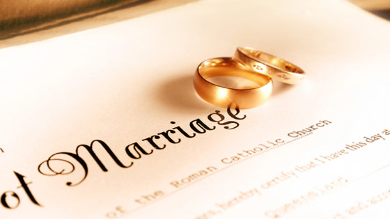 Annie's Graceful Words: MARRIAGE -- PART ONE