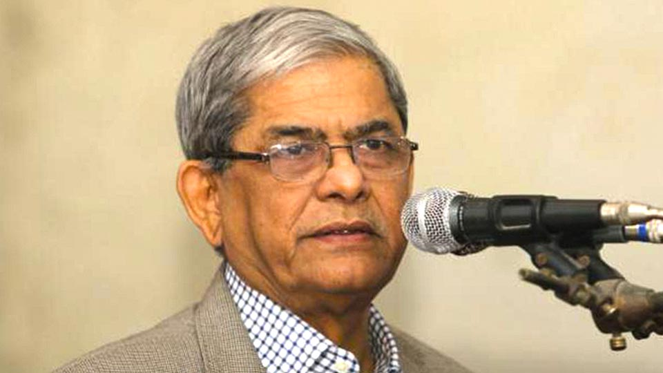 corona patients admission to the hospital becomes nightmare: mirza fakhrul