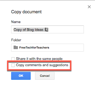 how to add comments to google docs