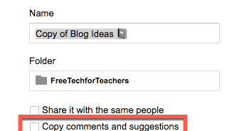 How to Copy Comments in Google Docs