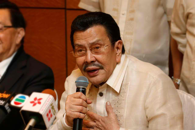 BREAKING NEWS: Erap Calls For The Arrest Of 16 Manila Gov't Officials And Cops Involved In Drugs!