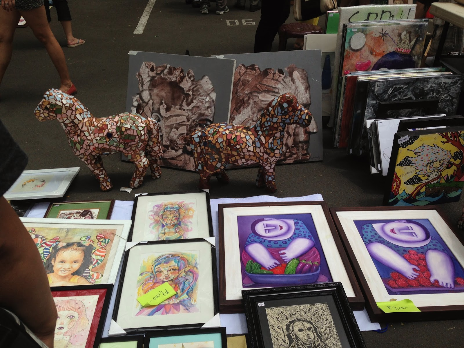 Art in the Park 2014 | Awesome in Manila
