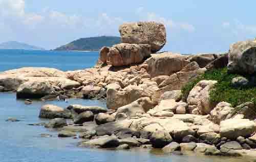 Hon Chong - Hon Vo island