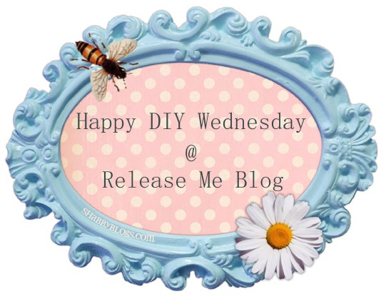 Release Me Creations: DIY WEDNESDAY: Stenciled Gift Bags