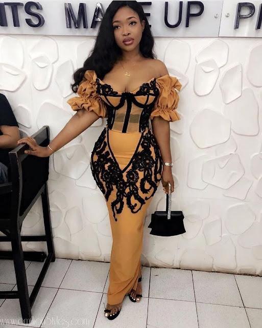 2019 Beautiful Styles of Asoebi