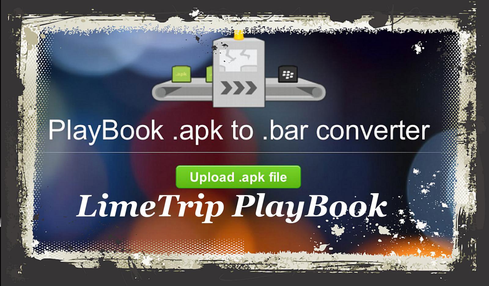 Bar Apps Playbook Download