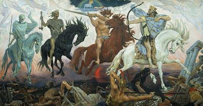 Bài Giảng Chúa Quang Lâm Số 60: Giải Thích Ấn Thứ Nhất Trong Sách Khải Huyền