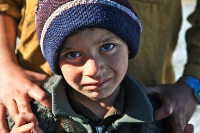 Как выглядит бедность для 8-летнего ребенка. Очень тронуло душу. Реальная история