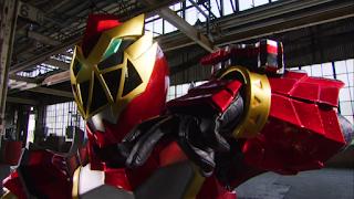 Kishiryu Sentai Ryusoulger - 33 Subtitle Indonesia and English