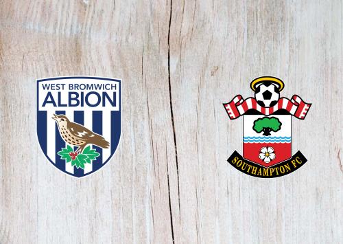 West Bromwich Albion vs Southampton -Highlights 12 April 2021