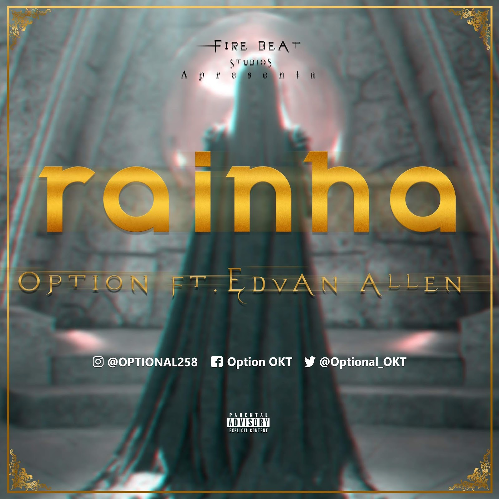 Option-Rainha (Feat Edvan Allen) (2018) [DOWNLOAD