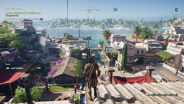 Imagem do Assassin's Creed: Odyssey