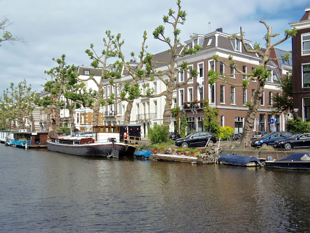Trees, Amsterdam Canal. http://psychologyfoodandfitness.blogspot.co.uk/2016/07/travel-diary-i-am-amsterdam.html