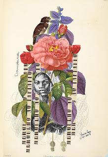 Colagem Dandara por Maria Rosa