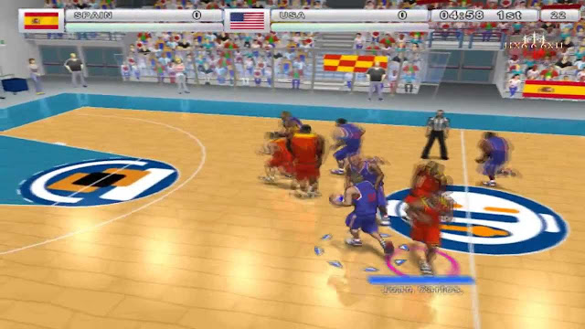 تحميل لعبة كرة السلة الجديدة للكمبيوتر والاندرويد مجانا Download Basketball