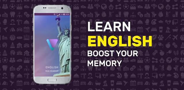 تحميل English Vocabulary Learning app for Android تعلم مفردات اللغة الانكليزية