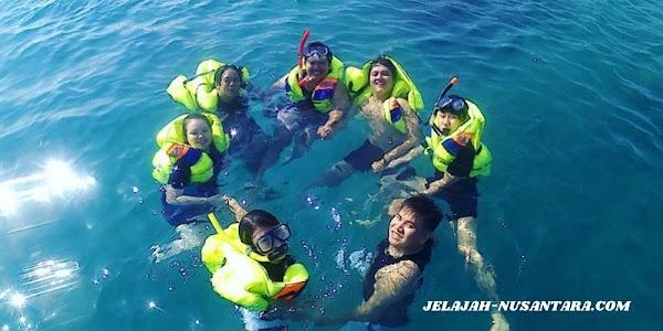 one day tour pulau tidung kepulauan seribu selatan