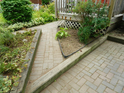 Dovercourt Park Toronto Front Garden Cleanup After by Paul Jung Gardening Services--a Toronto Gardening Company