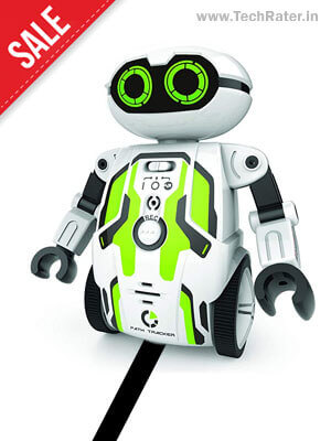 Best Line Follower Robot with 8 Unique Features for kids.