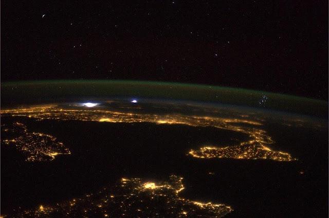 italia dallo spazio