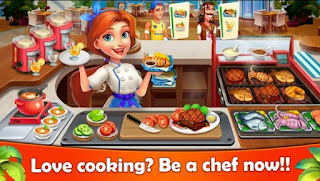Cooking Joy screenshot