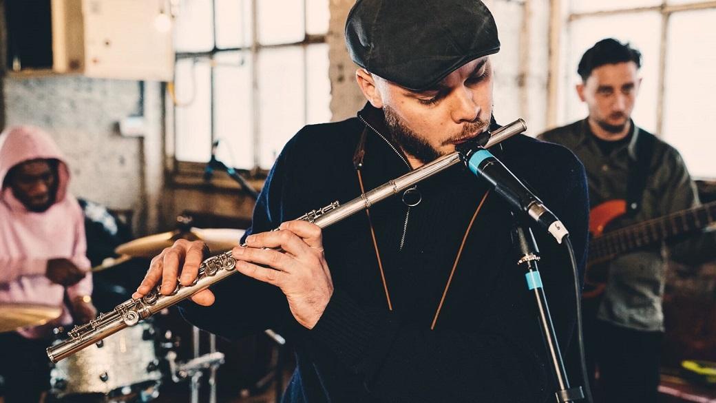 Republic of Jazz: Tenderlonious - THE SHAKEDOWN featuring The