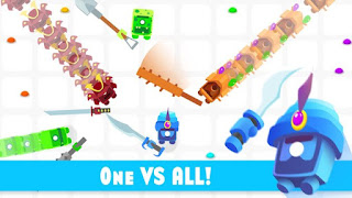Goons.io Knight Warriors MOD Apk - Free Download Android Game