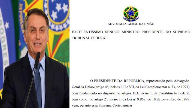 Bolsonaro socorre os perseguidos por tiranos do STF - apenas um reconheceu a tirania Suprema