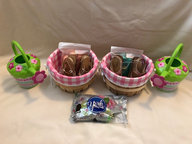 toddler Easter baskets