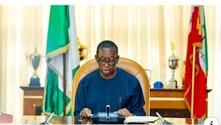 Delta State Government Ease Lockdown Order, see full Text Broadcast By his excellency Senator, Dr IFeanyi Okowa Below