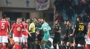 الأهلي يسقط في المواجهة الاولي من دوري أبطال أفريقيا امام فريق النجم الساحلي بهدف وحيد