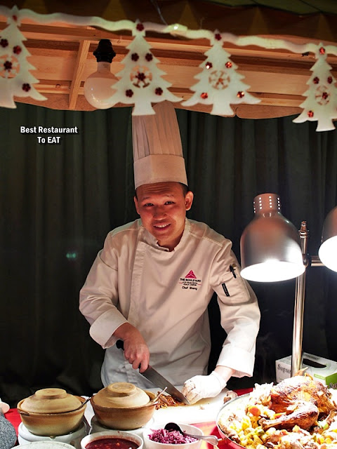 Wild Rice Restaurant @ Boulevard St Giles Hotel Mid Valley - Chef Sheng