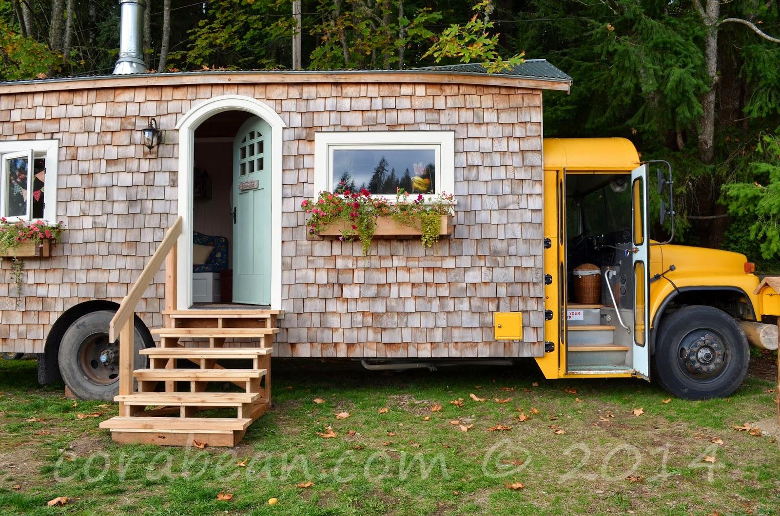 Tiny House Extravaganza: House Bus Tour