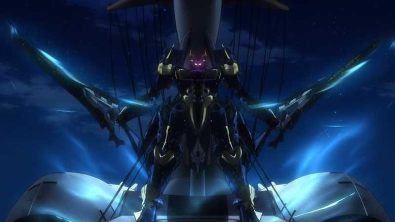 knight and magic anime