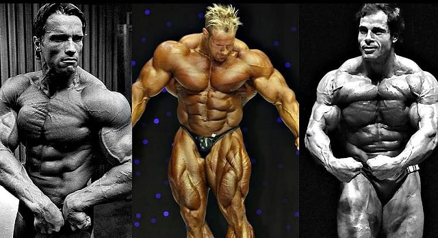 who was the best mr olympia of all time