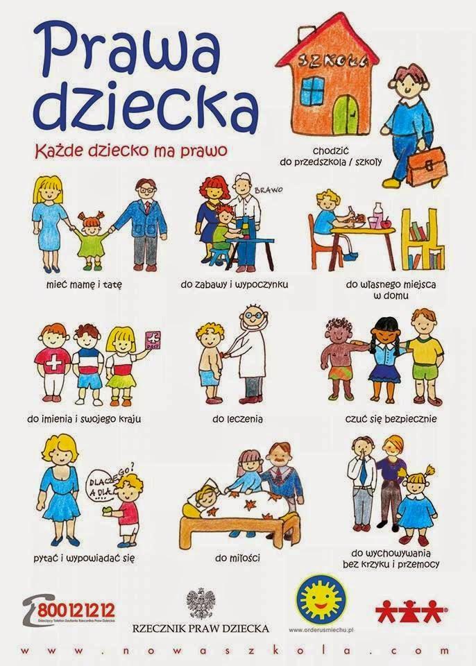 Ogólnopolski Dzień Praw Dziecka - Rodzinka z innego świata