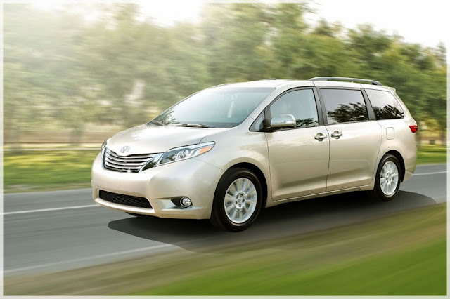 TOYOTA SIENNA WHELLS CONCEPT / REDESIGN AND DRIVE 2021