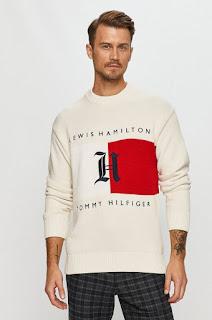 Tommy Hilfiger - Мъжки Пуловер