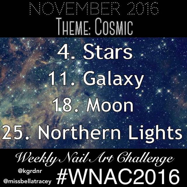 WNAC November 2016: Stars
