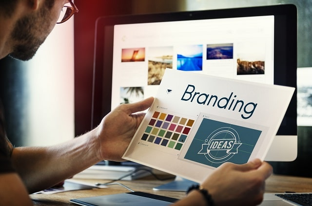 build strong visual brand identity business stand out
