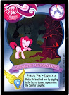 My Little Pony Pinkie Pie - Laughter Series 1 Trading Card